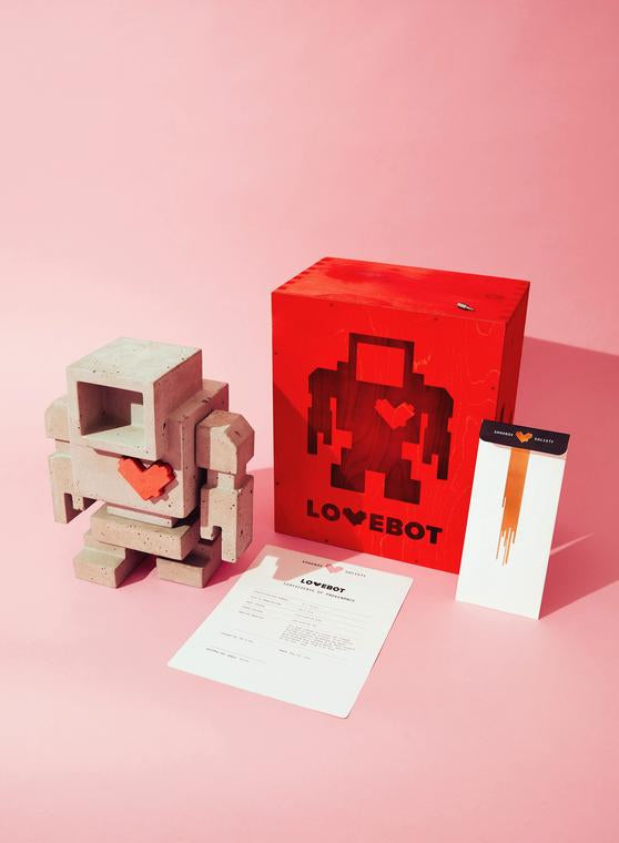 1st Edition 1ft Lovebots
