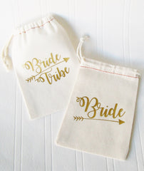 Bride Tribe, Party Favor gift bag, Bride Tribe Tote Bag, Bachelorette Party Gifts