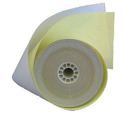 "2 Ply Impact Kitchen Printer Paper 2 3/4"" 50 Rolls"