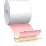 "3 Ply Impact Kitchen Printer Paper 2 3/4"" 48 Rolls"