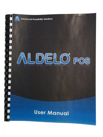 Aldelo User Manual
