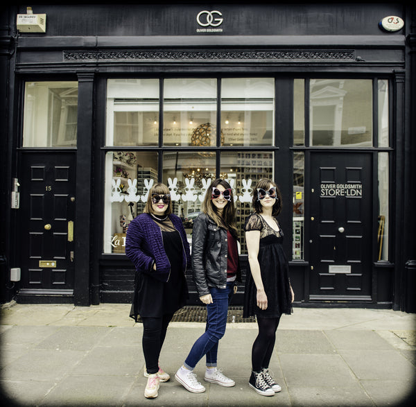 Iconic Brand Oliver Goldsmith Trunk Show