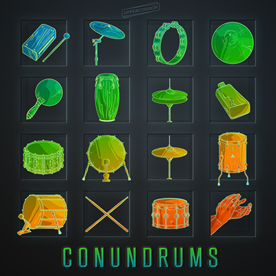Conundrums Packshot by Uppercussion