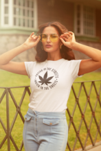 Sativa In the Streets Indica In The Sheets v3 T-Shirt