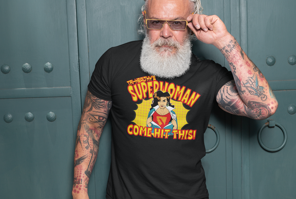 Superwomen Shirt is now available