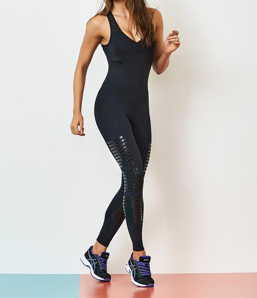 Rock Brazilian Padded Jumpsuit - Bad Girl Fitness