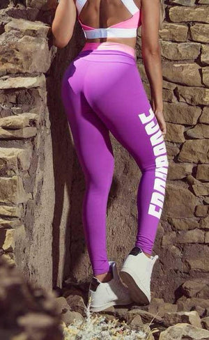 Endurance Brazilian Workout Legging - Bad Girl Fitness