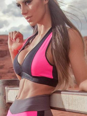 Brazilian Sports Bra - Bad Girl Fitness