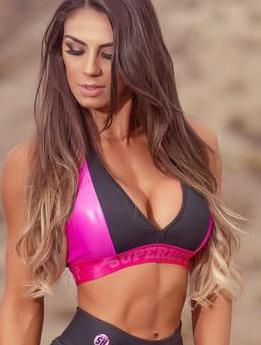 Dual SH Sports Bra - Bad Girl Fitness