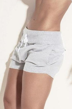 Fleece Shorts - Bad Girl Fitness
