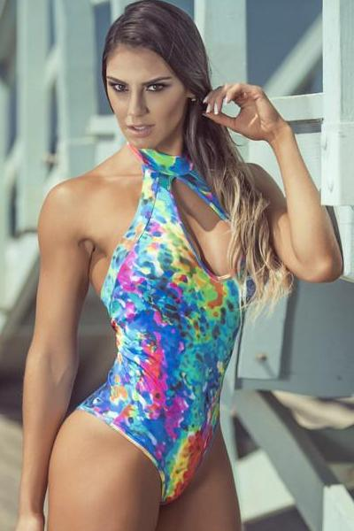 Malibu Swimsuit - Bad Girl Fitness