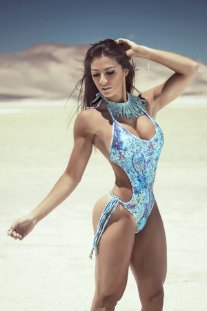 Del Paine Swimsuit - Bad Girl Fitness