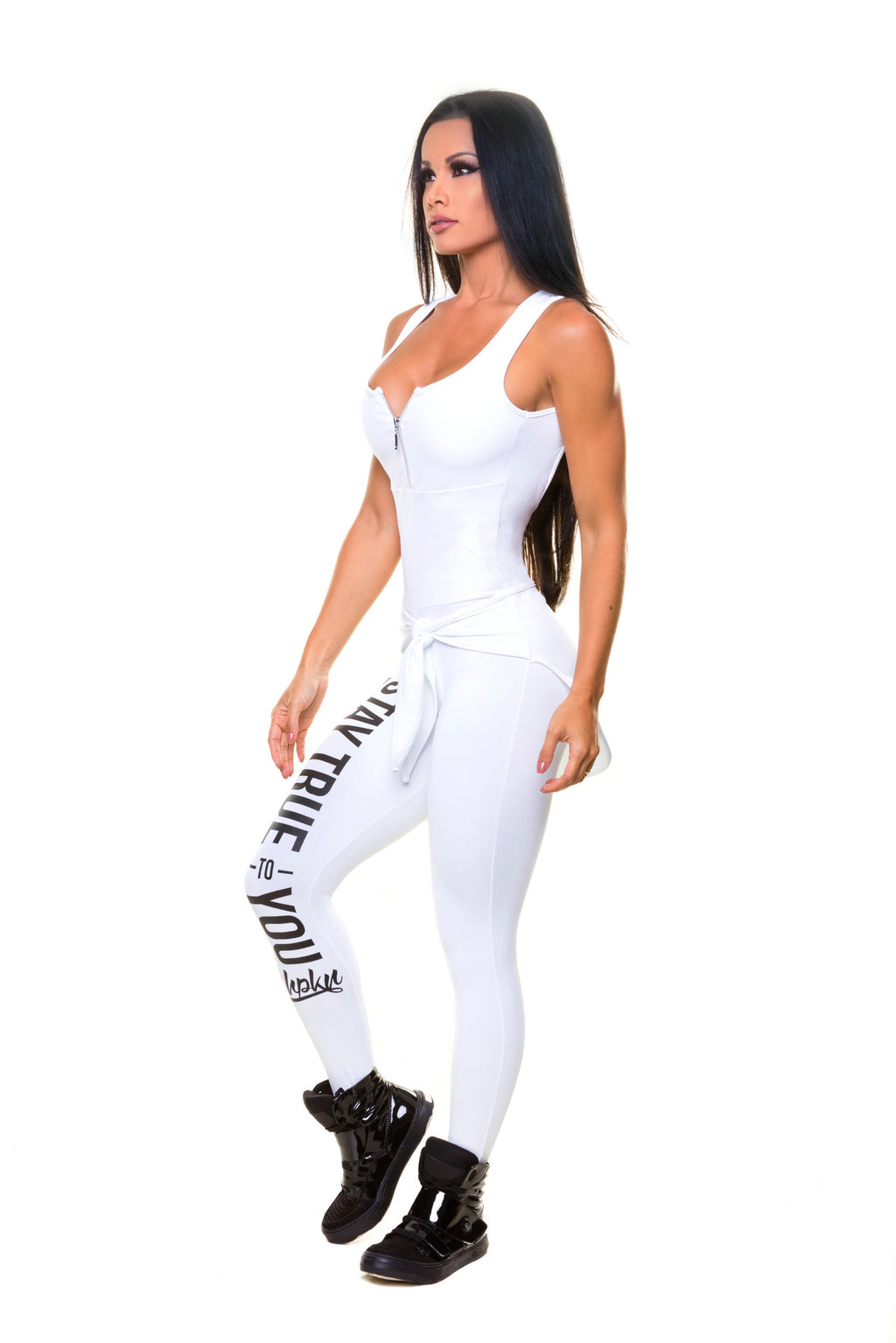 Colonna Brazilian Workout Jumpsuit - Bad Girl Fitness
