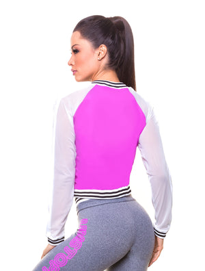 Cabreira Brazilian Jacket - Bad Girl Fitness