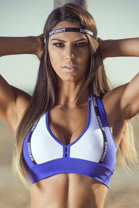 Active SH Sports Bra - Bad Girl Fitness