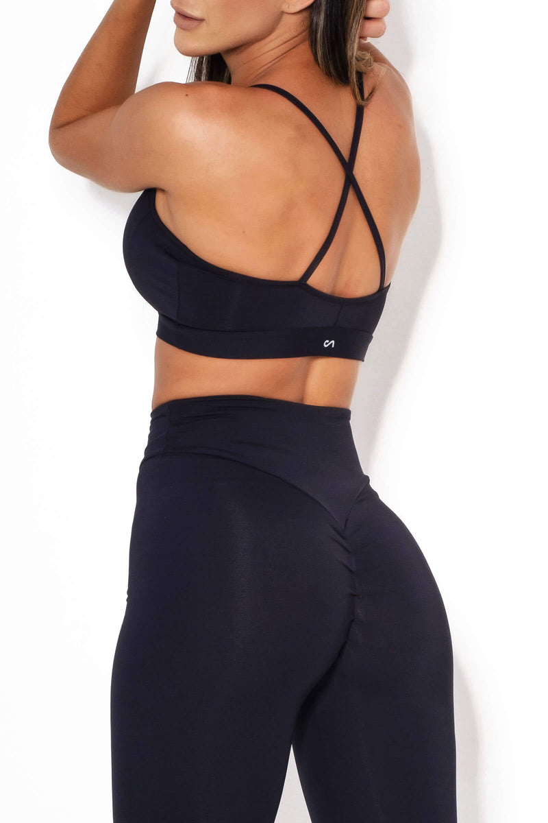 Brazilian Scrunch Butt Lift Legging