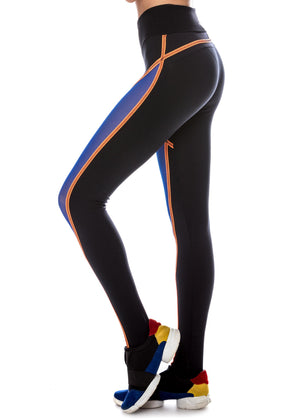Brazilian Mesh Workout Legging