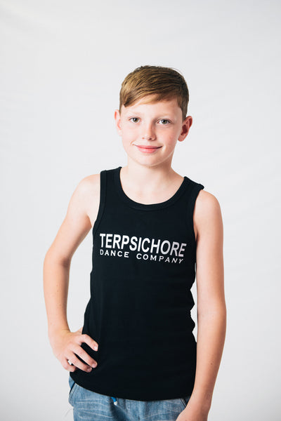 TDC Boys Fitted Tank Top