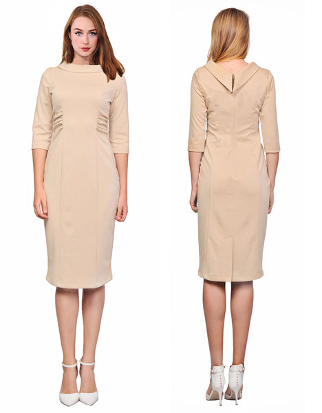 EVERYDAY GIVEAWAY: 2 winners needed for every size of this Classy dress