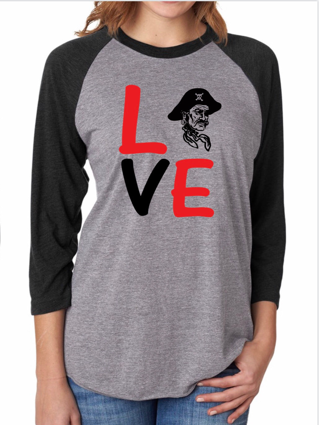 Pirate Love Tee