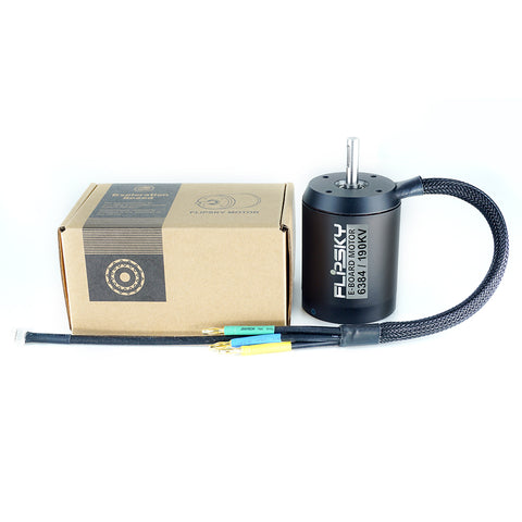 BEDC Motor 6384 with Package