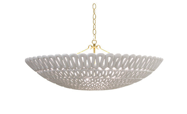 Piedmont Bowl Chandelier