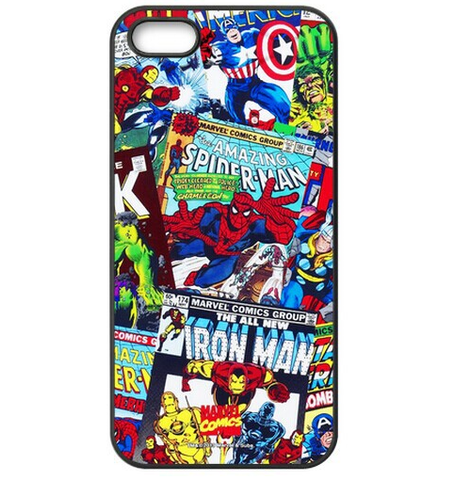 Anymode Marvel Comics Avengers Comics Hard Case for Apple iPhone 5