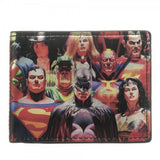 DC Comics Alex Ross Kingdom Come Bi-Fold Wallet