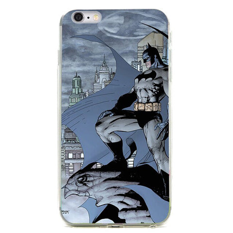 "The Dark Knight TPU Silicone Case for Iphone 6 (4.7"")"