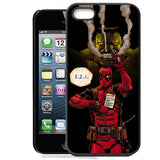 Deadpool & The Hulk TPU Bumper for Apple Iphone 6/6s PLUS (5.5-inch)