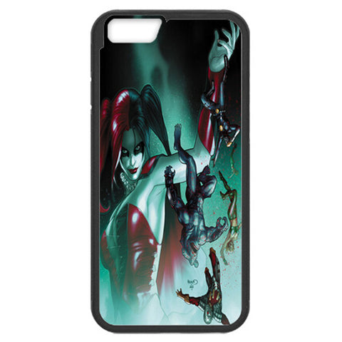 HARLEY QUINN (SUICIDE SQUAD) TPU BUMPER IPHONE 6 (4.7-INCH)