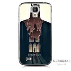 The Dark Knight Case For Samsung Galaxy S4 + Screen Protector + Stylus