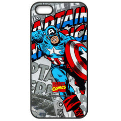 Anymode Marvel Comics Captain America Hard Case for Apple iPhone 5c