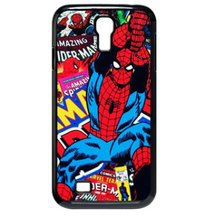 Marvel Comics Spiderman Hard Case for Samsung Galaxy S4