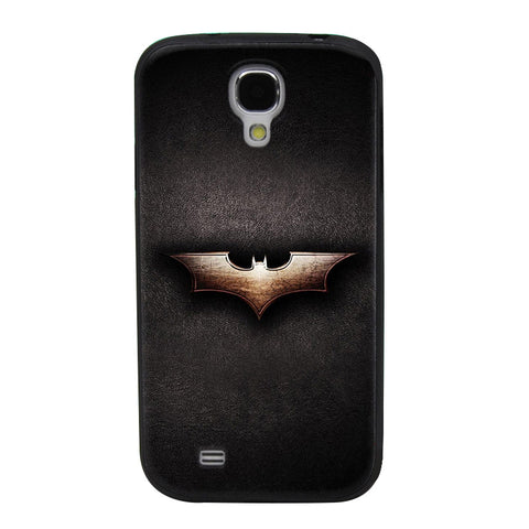 Batman Gothic Emblem Design TPU Soft Shell Jelly Silicon Case for Samsung Galaxy S4