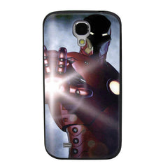 Iron Man TPU Soft Shell Jelly Silicon Case for Samsung Galaxy S4