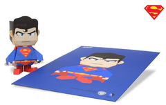 Superman Paper Toy, papercraft
