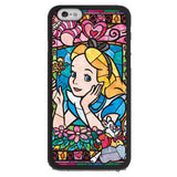 Disney Alice in Wonderland Stained Glass Iphone 7 PLUS Case