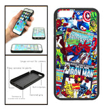 Anymode Marvel Comics Avengers Comics Hard Case for Apple iPhone 5c
