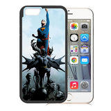 "DC Comics Apple Iphone 6 Case Batman & Superman (The New 52) TPU Bumper Iphone 6 (4.7"")"