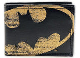 Batman - Vintage Logo Synthetic Leather Wallet - Billfold