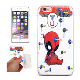 Deadpool (Comic) Case for Apple iPhone 6/6s (4.7 inch)