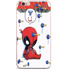 Deadpool (Comic) Case for Apple iPhone 7