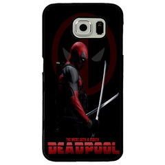 Deadpool TPU+PC Case For Samsung Galaxy S8