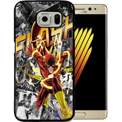 The Flash TPU+PC Case For Samsung NOTE 7