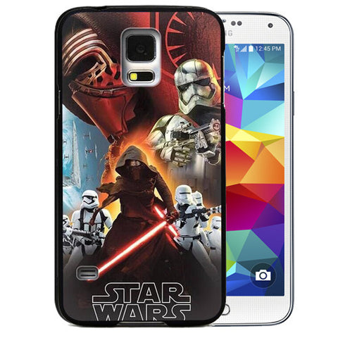 newest ce5cc 4f47e Star Wars: The Force Awakens Movie Poster for Samsung Galaxy S5
