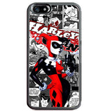 "Harley Quinn TPU+PC Case For Apple iPhone 6/6s PLUS (5.5"")"