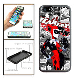 Harley Quinn TPU+PC Case For Apple iPhone 7 PLUS