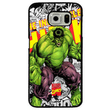 The Hulk TPU+PC Case For Samsung Galaxy S6