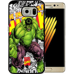 The Hulk TPU+PC Case For Samsung NOTE 7